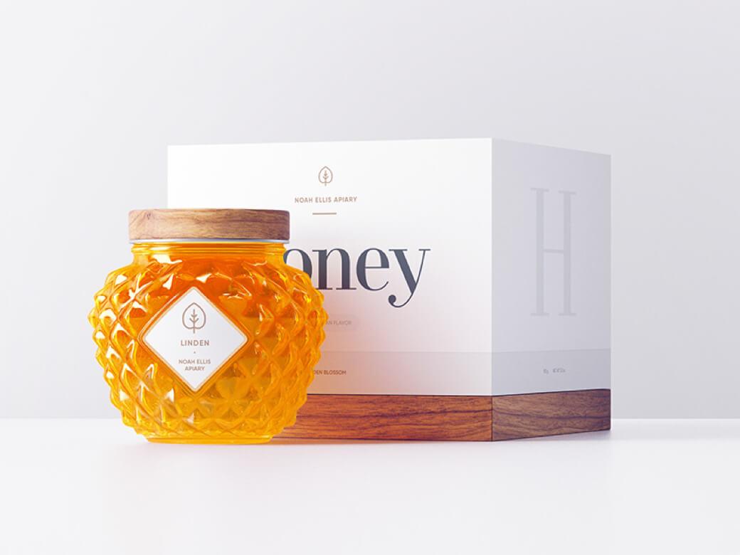 https://dribbble.com/shots/5316755-Noah-Ellis-Apiary-Packaging