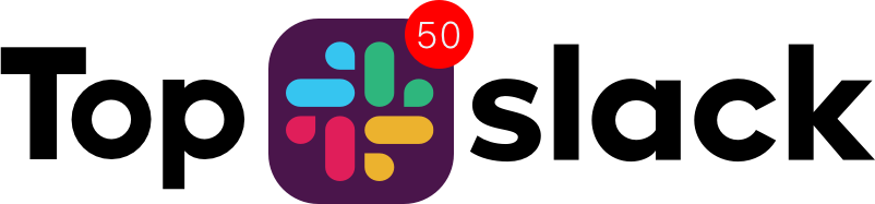 Top 50 Slack Logo