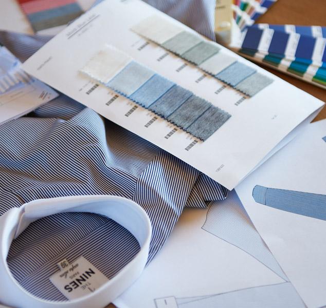 Atelier de chemise