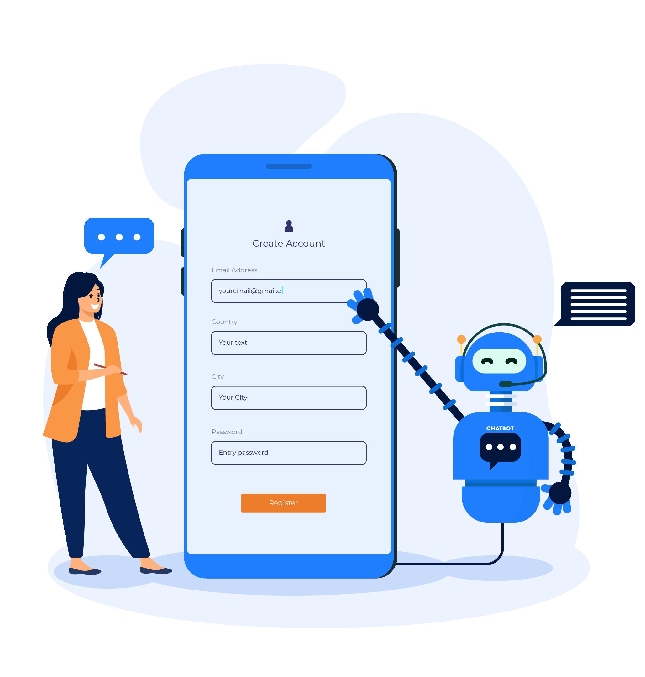 BotPoint Chatbot Unterstützung